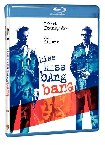 Kiss Kiss Bang Bang Downey Kilmer Blu Ray Ws R
