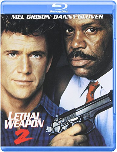 Lethal Weapon 2 Gibson Glover Pesci Clr Ws Blu Ray R