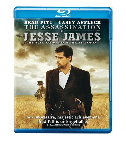 Assassination Of Jesse James Pitt Affleck Shepard Parker Blu Ray Ws R
