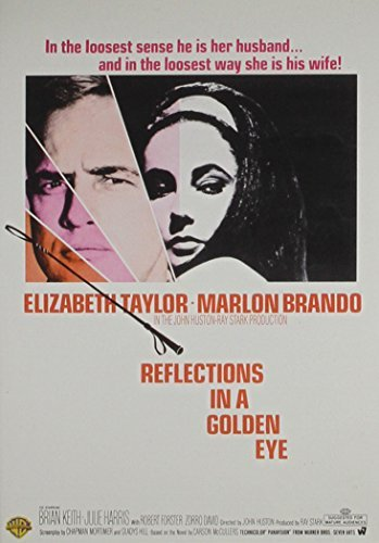Reflections In A Golden Eye Taylor Brando Keith