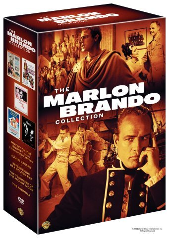 Marlon Brando Collection Brando Marlon Clr Ws Fs Nr 4 DVD