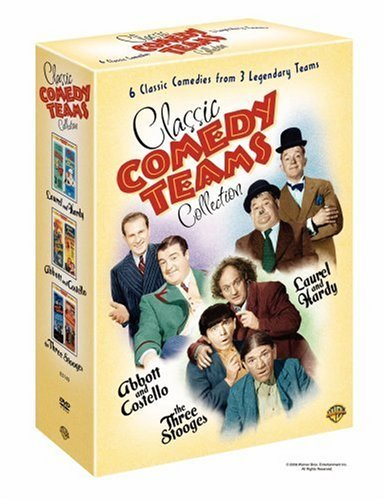 Classic Comedy Teams Classic Comedy Teams Bw Nr 3 DVD