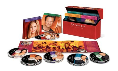 Friends Complete Series Collection Clr Nr 40 DVD
