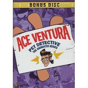 Ace Ventura Pet Detective Animated Series