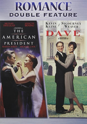 American President Dave Romance Double Feature Pg13 2 DVD