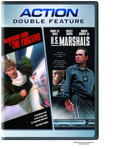 Fugitive U.S. Marshal Action Double Feature Nr 2 DVD
