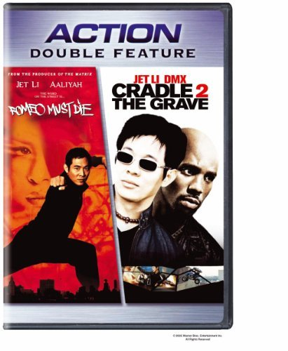 Romeo Must Die Cradle 2 The Gr Action Double Feature R 2 DVD
