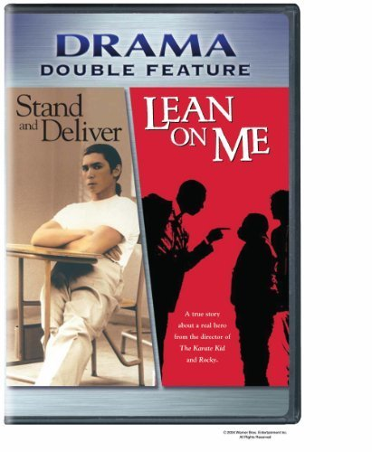Stand & Deliver Lean On Me Drama Double Feature Pg13 2 DVD