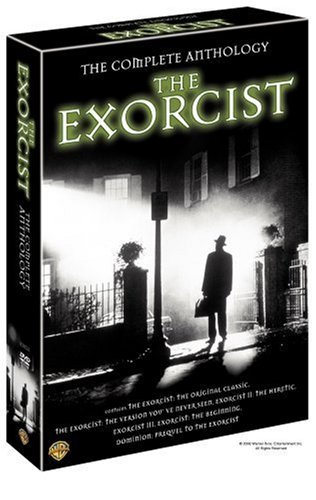 Exorcist Complete Anthology Exorcist Complete Anthology Clr Nr 6 DVD