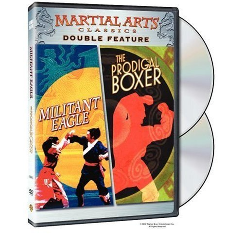 Militant Eagle Prodigal Boxer Martial Arts Classics Double F Nr 2 DVD