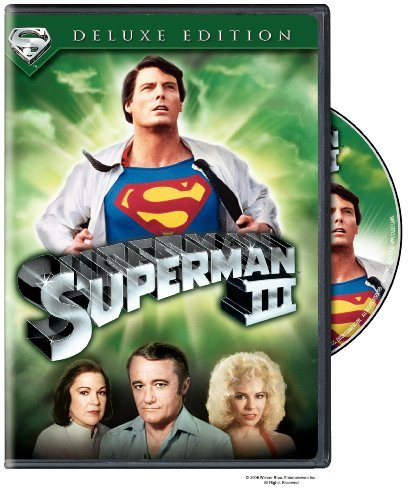 Superman 3 Reeve Pryor O'toole Cooper Kid DVD Nr Ws