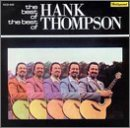 Thompson Hank Best Of The Best