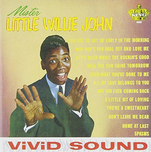Little Willie John Mister Little Willie John