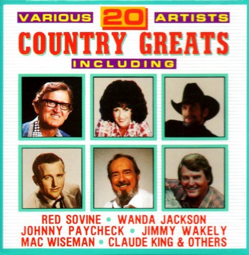 20 Country Greats 20 Country Greats