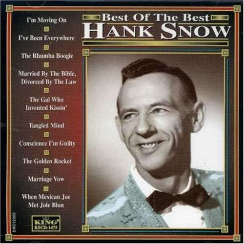 Snow Hank Best Of The Best