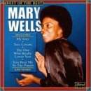 Mary Wells Best Of The Best