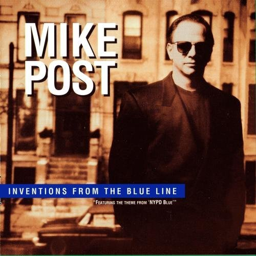 Mike Post Inventions From The Blue Line Nypd Blue Law & Order Renegade Silk Stalkings Cop Files