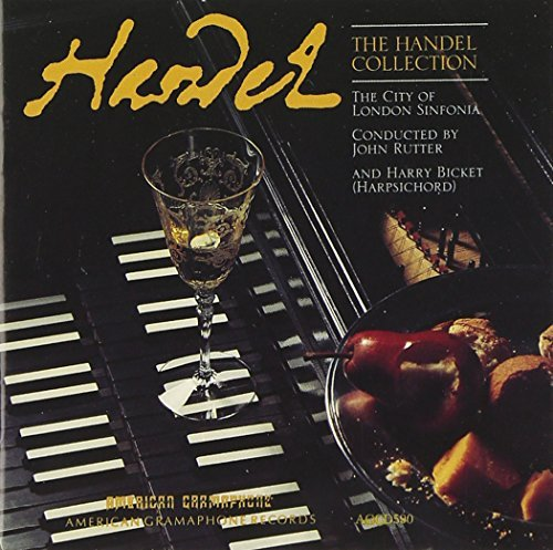 George Frideric Handel Collection Rutter City Of London Sinf