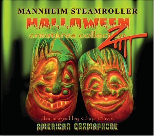Mannheim Steamroller Halloween 2 Creature 3 CD