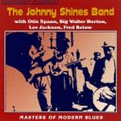 Johnny Shines Masters Of Modern Blues
