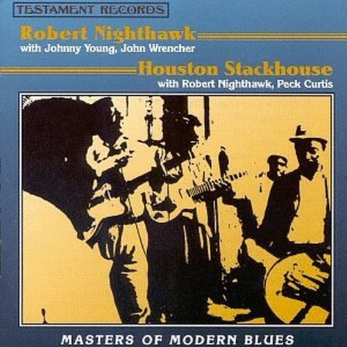 Nighthawk Stackhouse Masters Of Modern Blues Import Gbr