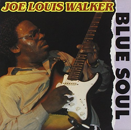 Joe Louis Walker Blue Soul