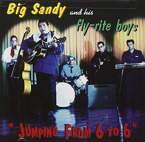 Big Sandy & Fly Rite Boys Jumping From Six To Six