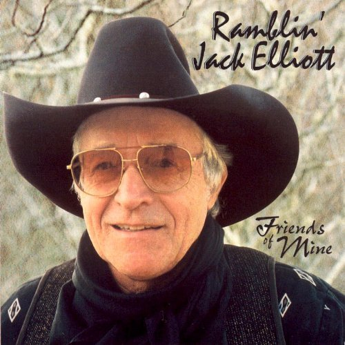 Ramblin' Jack Elliott Friends Of Mine Hdcd