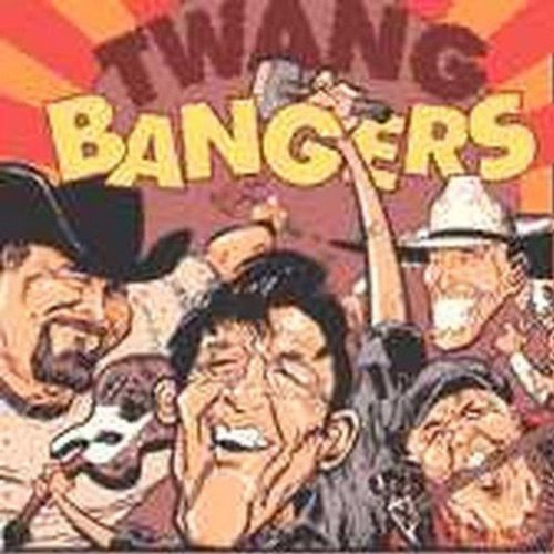 Twangbangers 26 Days On The Road