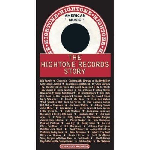 American Misic The Hightone R American Misic The Hightone R 4 CD 1 DVD