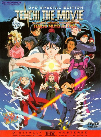 Tenchi The Movie Tenchi Muyo! In Love Clr Jpn Lng Eng Dub Sub Nr