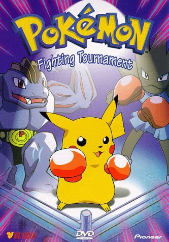 Pokemon Vol. 10 Fighting Tournament Clr Dss Nr
