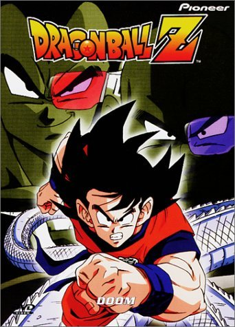 Dragon Ball Z Vol. 5 Doom Clr St Eng Dub Keeper Nr