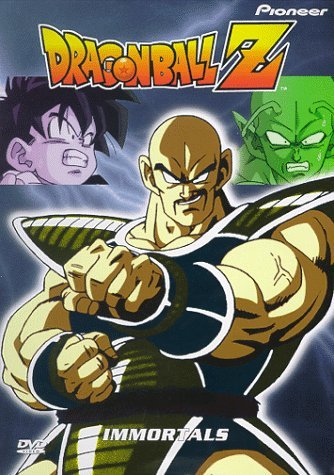 Dragon Ball Z Vol. 6 Immortals Clr St Eng Dub Nr