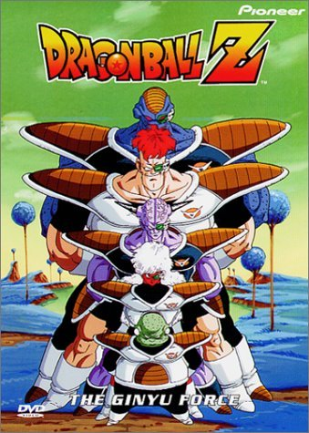 Dragon Ball Z Vol. 16 Ginyu Forces Clr St Nr