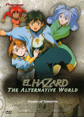 El Hazard Alternative World Vol. 4 Dreams Of Tomorrow Clr St Adnr