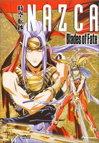 Nazca Vol. 1 Blades Of Fate Clr St Mult Sub Keeper Nr