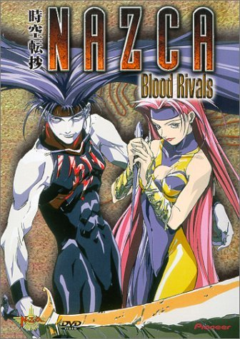 Nazca Vol. 2 Blood Rivals Clr St Nr