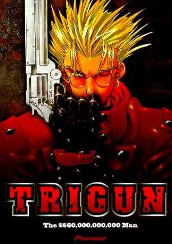 Trigun Vol. 1 60 000 000 000 Man Clr St Nr