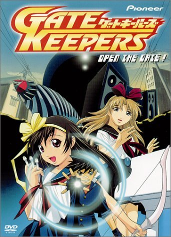 Gatekeepers Vol. 1 Open The Gate Clr St Jpn Lng Eng Dub Sub Nr