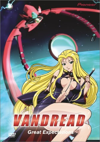 Vandread Vol. 3 Great Expectations Clr St Jpn Lng Eng Dub Sub Nr