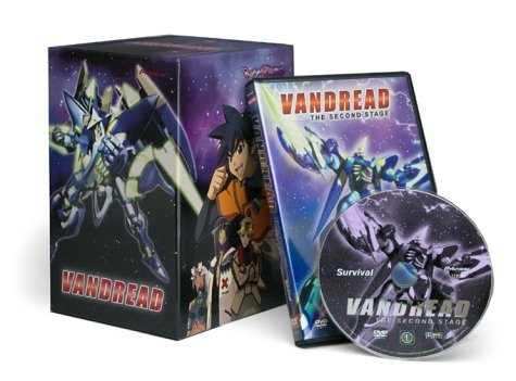 Vandread Second Stage Vol. 1 Survival Clr St Jpn Lng Eng Dub Sub Nr Lmtd. Ed. Col