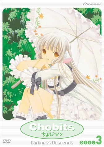 Chobits Vol. 3 Darkness Descends Clr Jpn Lng Eng Dub Sub Nr