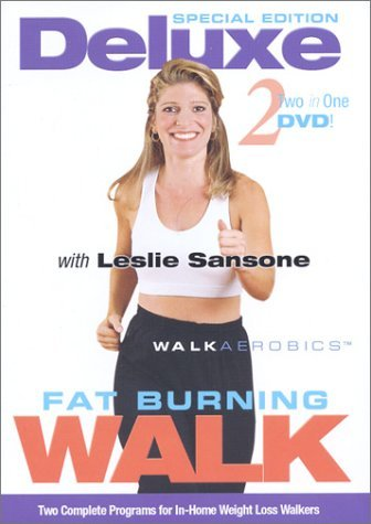 Walk Aerobics Deluxe Fat Burning Walk Clr Nr 2 On 1