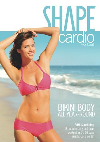 Shape Magazine Bikini Body All Year Round Car Nr Incl. Weight Lose Guide