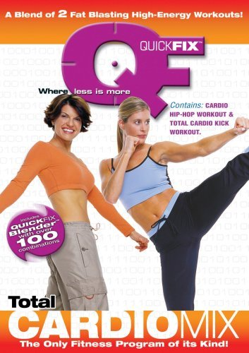 Quickfix Total Cardio Mix Clr Nr