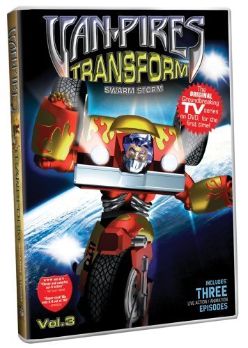 Van Pires Transform Vol. 3 Swarm Storm Nr