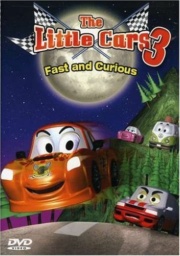Little Cars Fast & Curious Nr