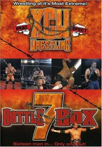 Xcw Wrestling Battle Box 7 Xcw Wrestling Battle Box 7 Nr