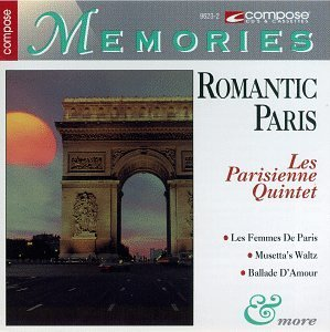 Romantic Paris Romantic Paris